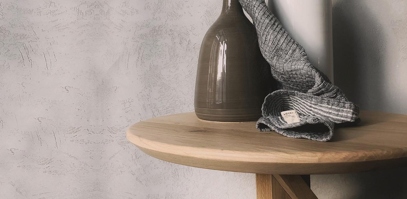 verjongen van hout bij meubels