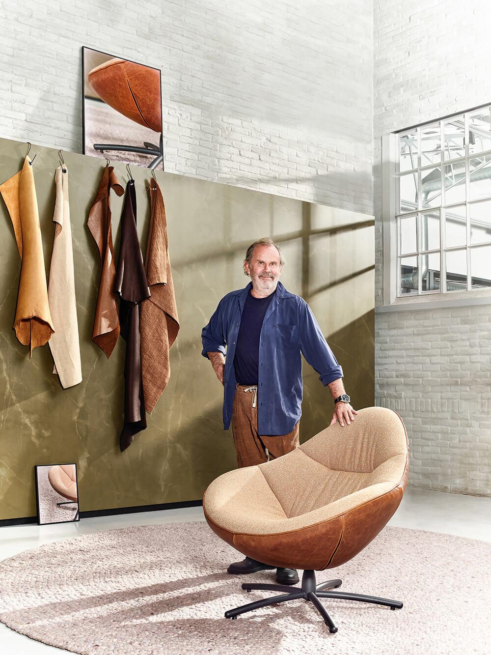 Heerlijke, comfortabele fauteuil Hidde.