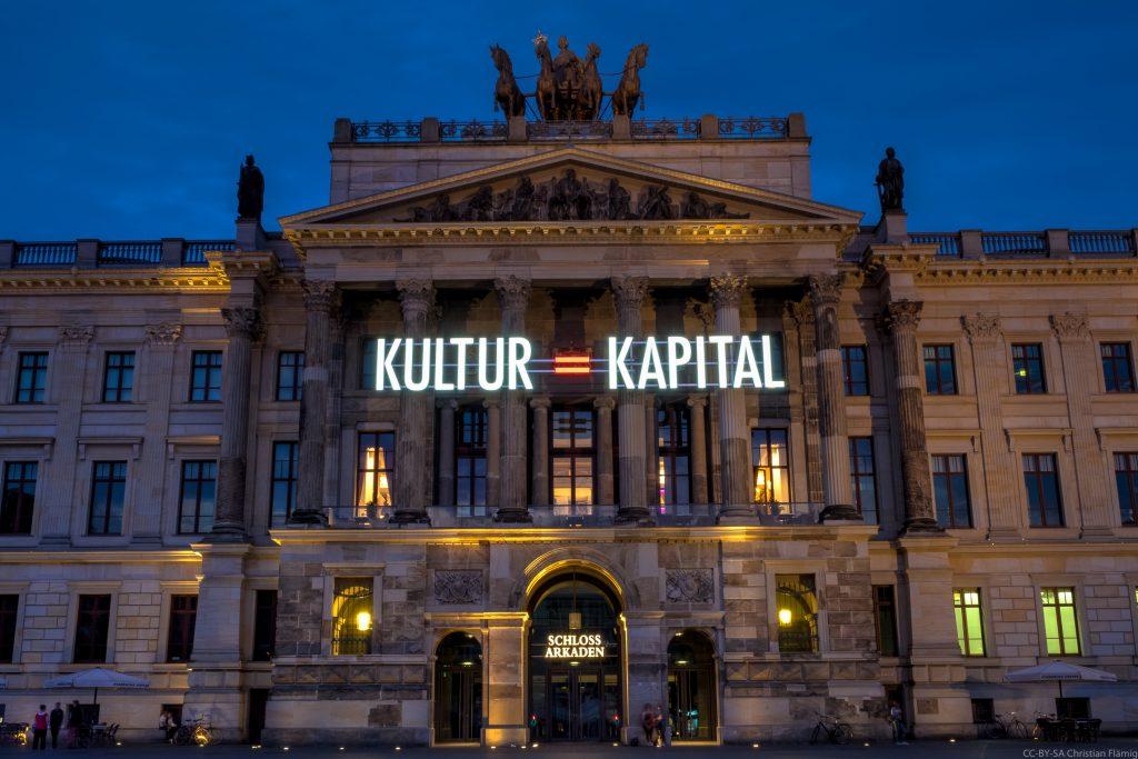 Kultur = Kapital