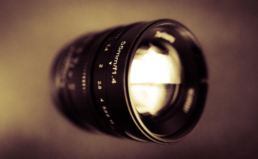 7artisans 55mm f/1.4