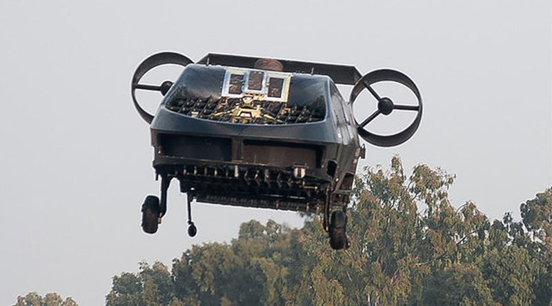 cormorant flying vehicle