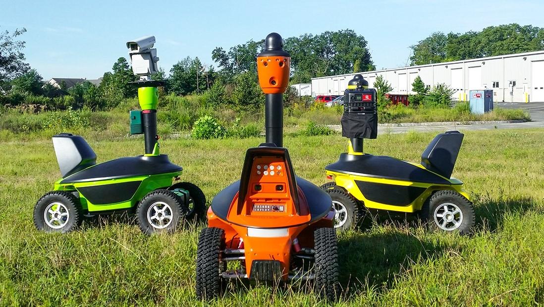 transport autonomous robots
