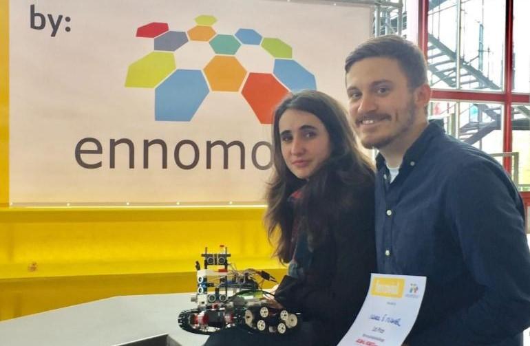 ferrovial robot challenge winners