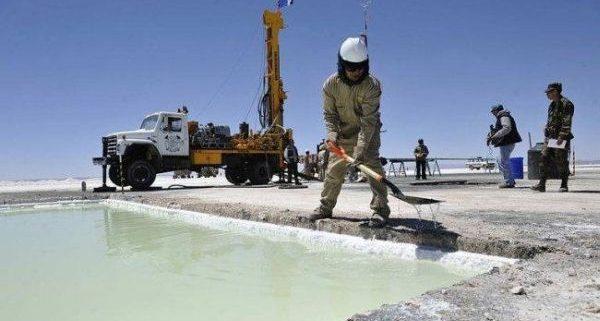 industrialize lithium