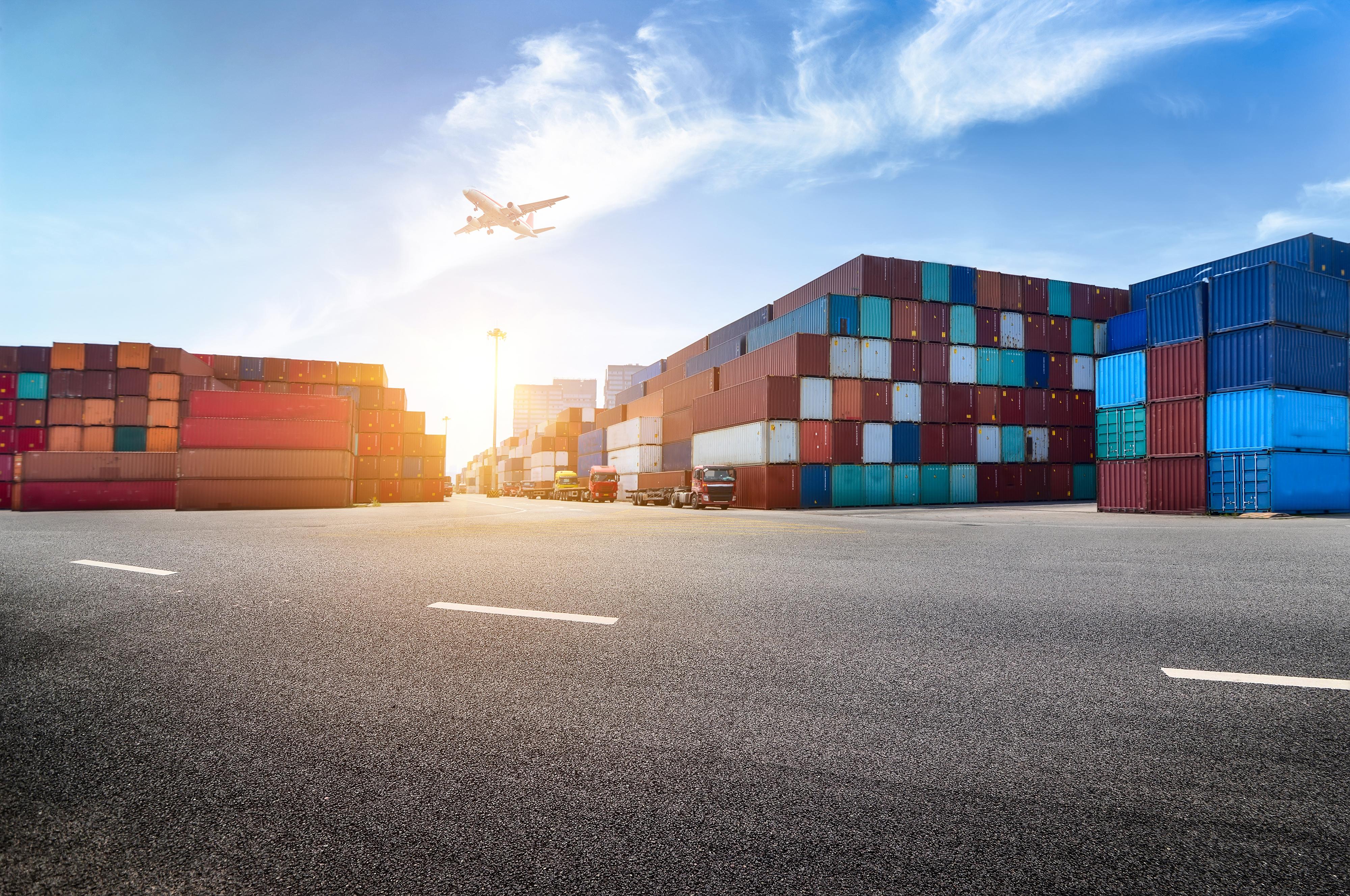 blockchain applications in logistics