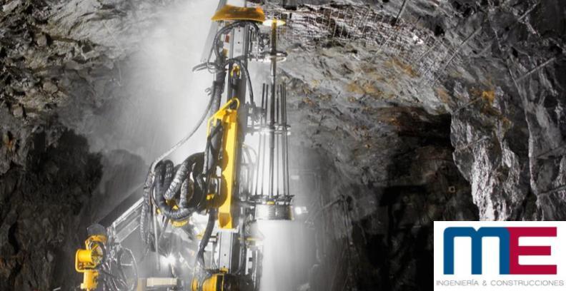 construcción y refuerzo de túneles