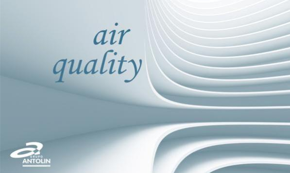 vehicle interior air quality