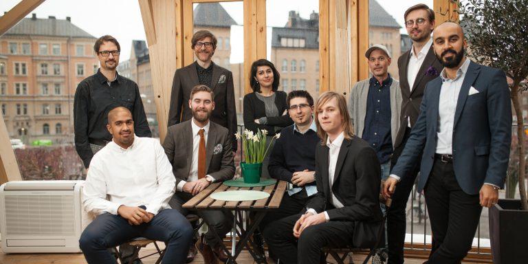 Tanmoy Bari och team från Greenely - Workaround.se