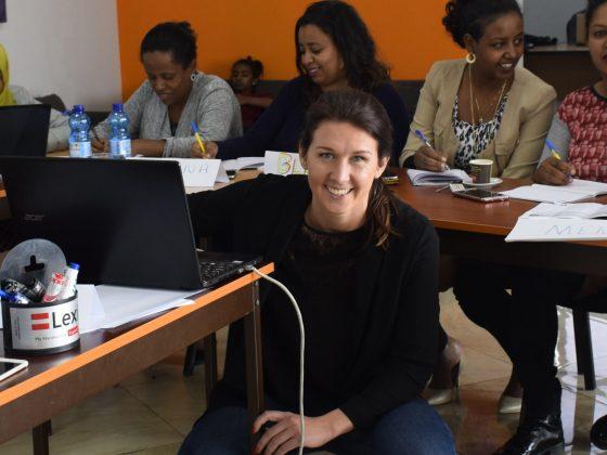 Annica Johansson - Reach for Change - Workaround.se