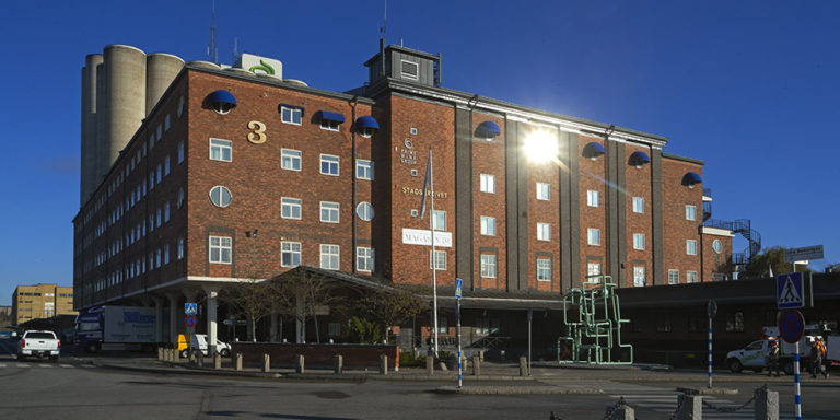 Workaround i samarbete med Stockholms Hamnar