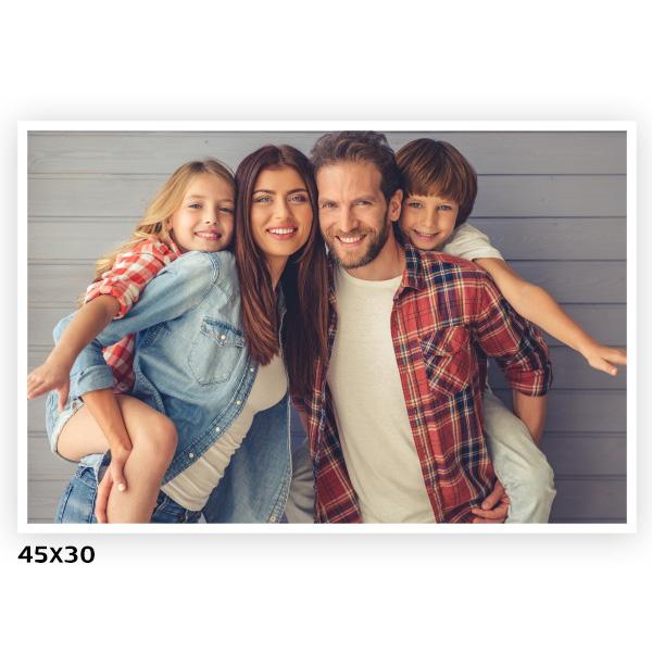 פיתוח תמונות 30X45