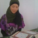 Áhítat, Tunézia 2010