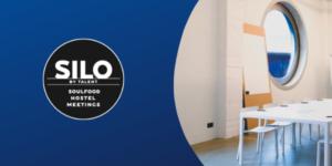 SILO Hostel meeting room booking engine