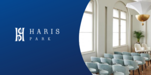 Haris Park meeting rooms in Budapest