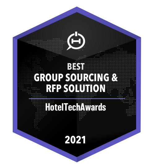 Voted #1 Group Sourcing & RFP Solution Globally