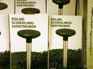Solarschädlingsvertreiber