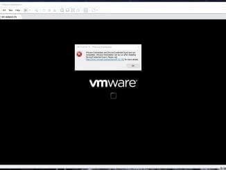 VMWare Workstation startet keine virtuellen Maschinen - Device/Credential Guard are not compatible