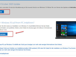 Windows Media Creation Tool Downloaden Und Installieren