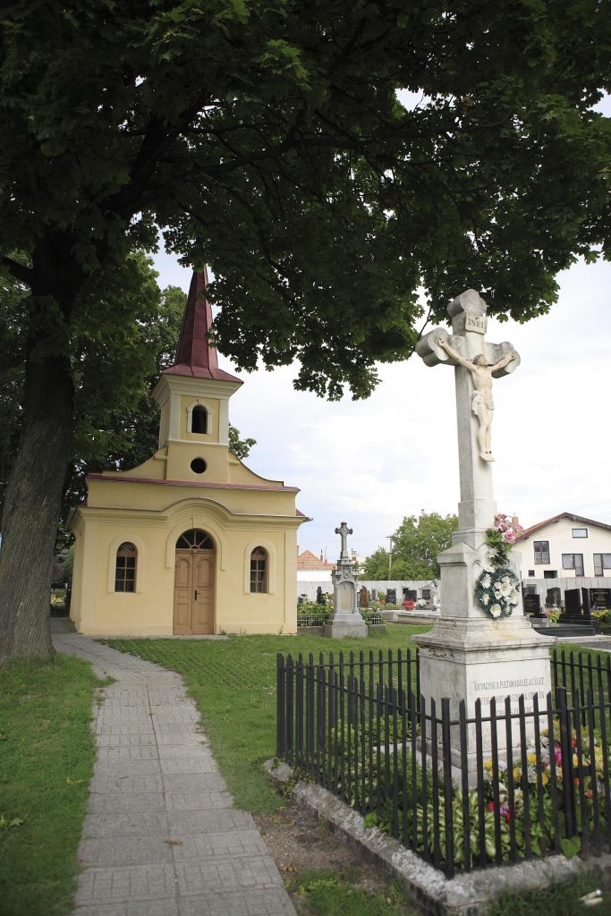 Wéber kápolna