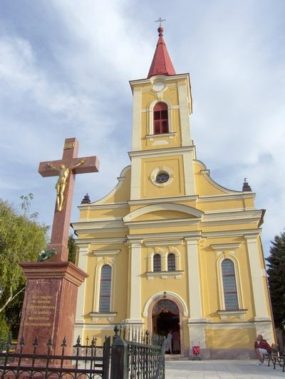 Szent Miklos templom