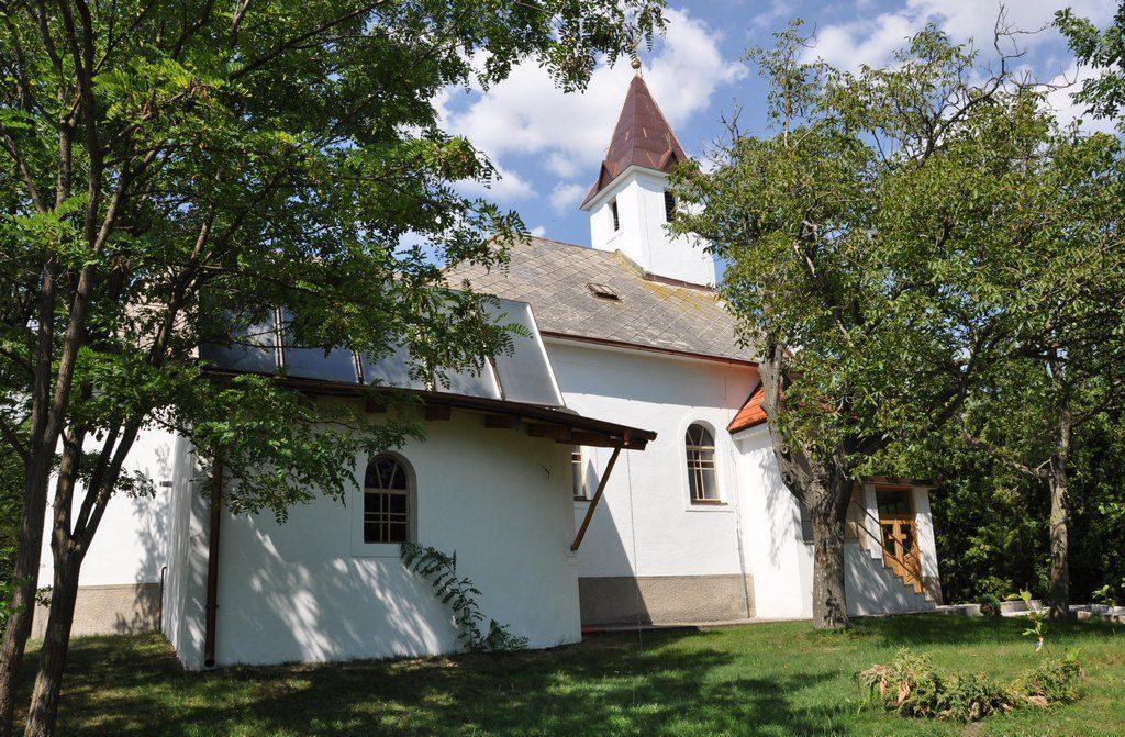 A kisudvarnoki Szentháromság-templom