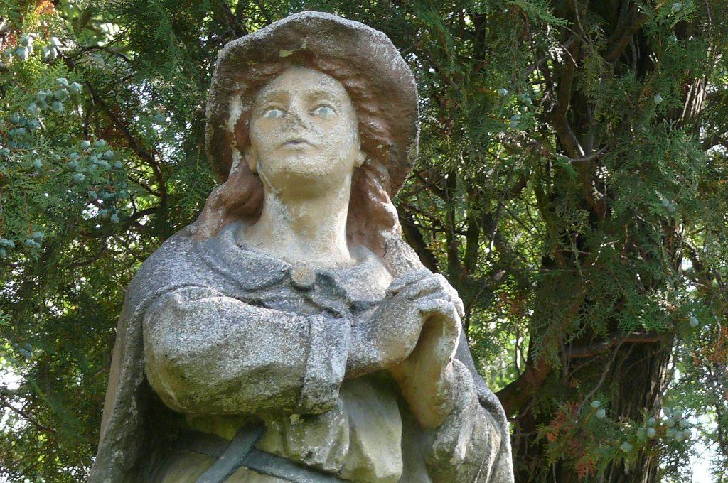 Balonyi Szent Vendel szobor