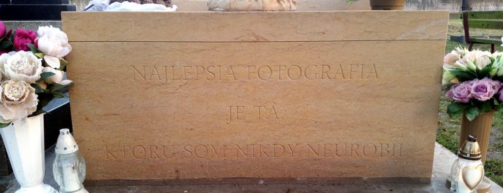 Huszár Tibor sírja