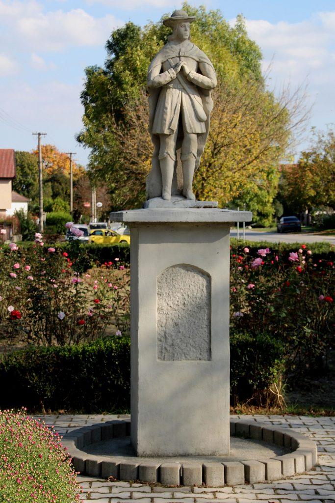 Szent Vendel szobra