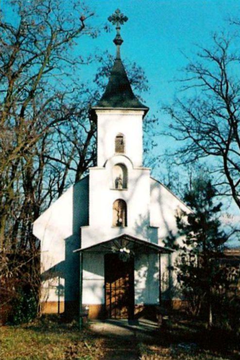 Szent Vendel kápolna