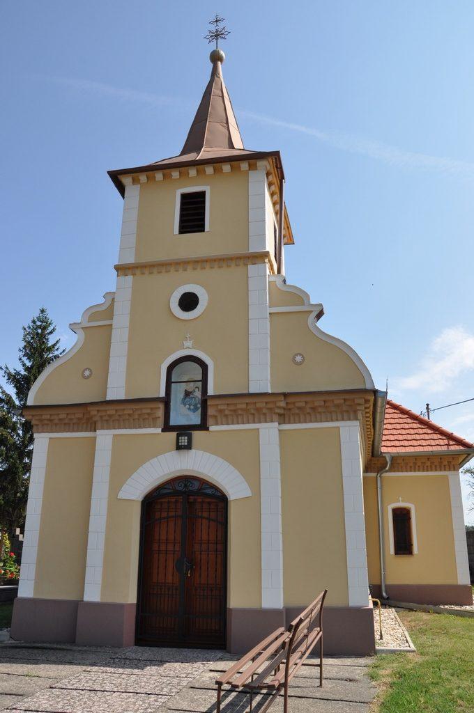 A kislúcsi Szent Anna-kápolna