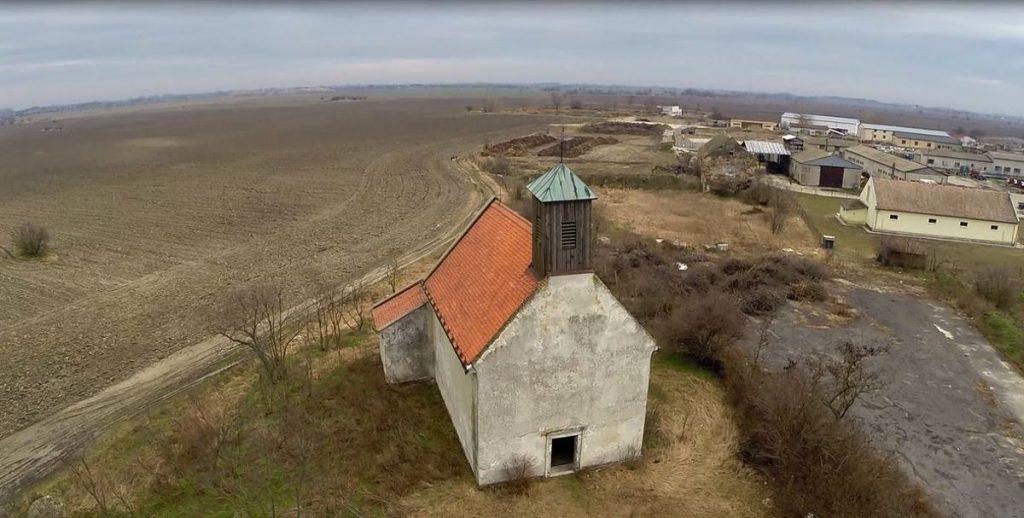 A sámoti Szent Margit templom