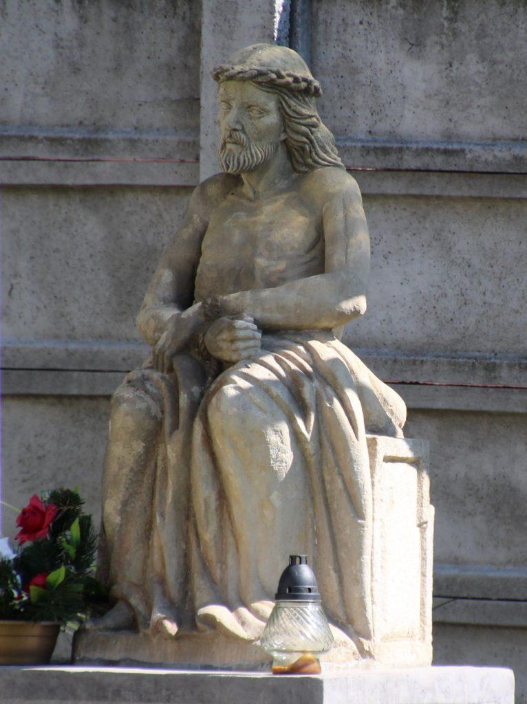 Jézus szobor