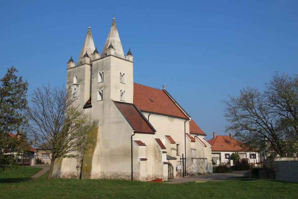 Szent Jakab római katolikus templom