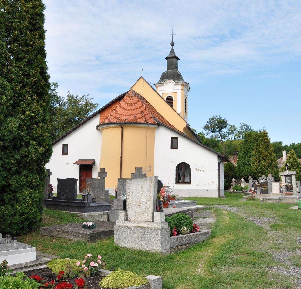 A nagyszarvai Szent András apostol-templom