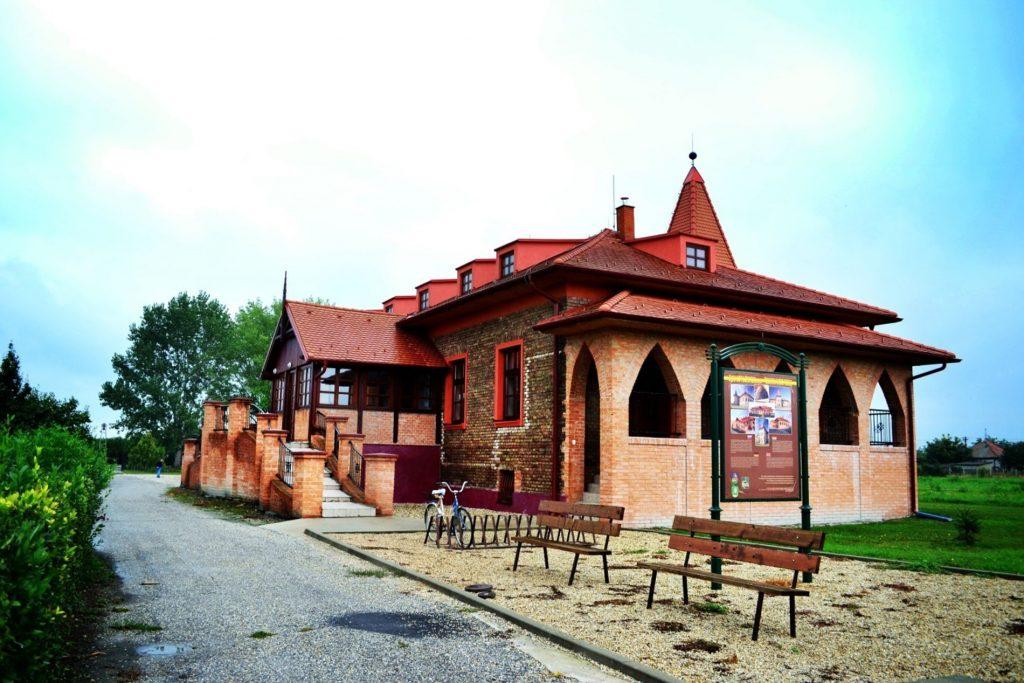 Boschán kastély