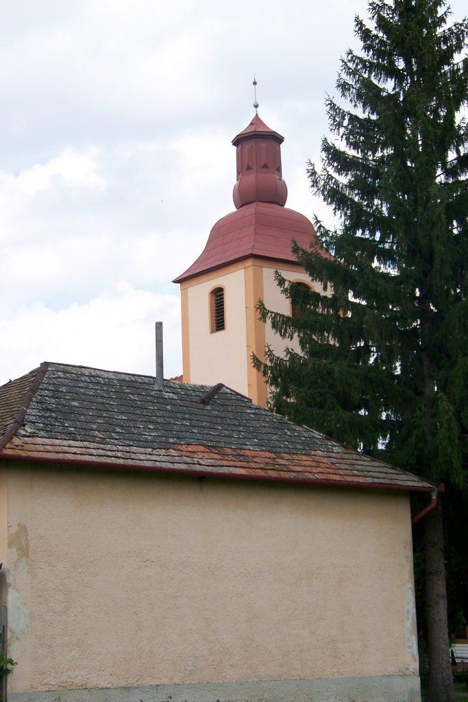 Az érsekkétyi református templom