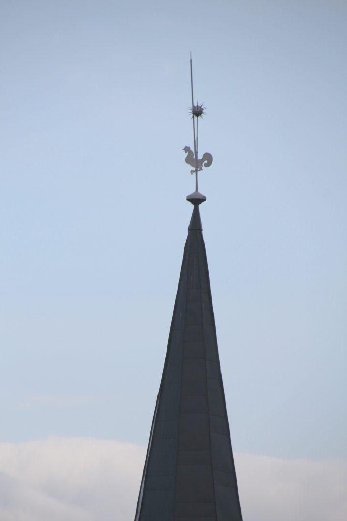 Rozsnyói református templom