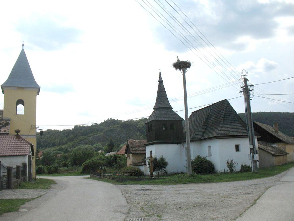 Lekenyei református templom