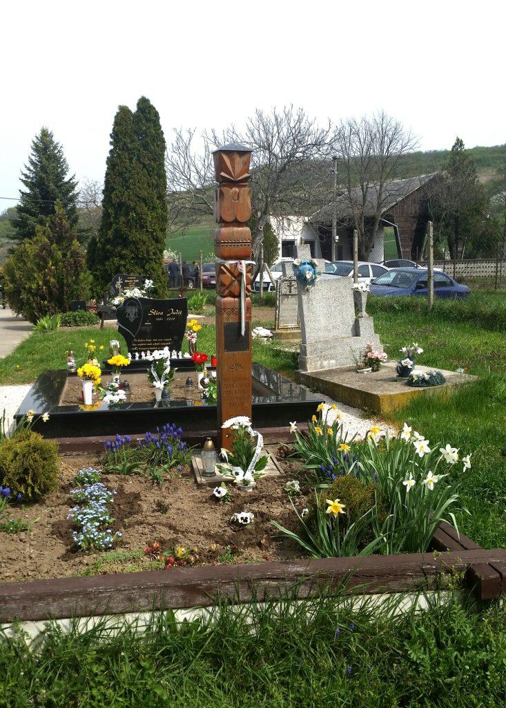 Keszegh Pál síremléke