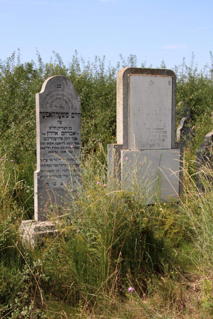 Jókai zsidó temető