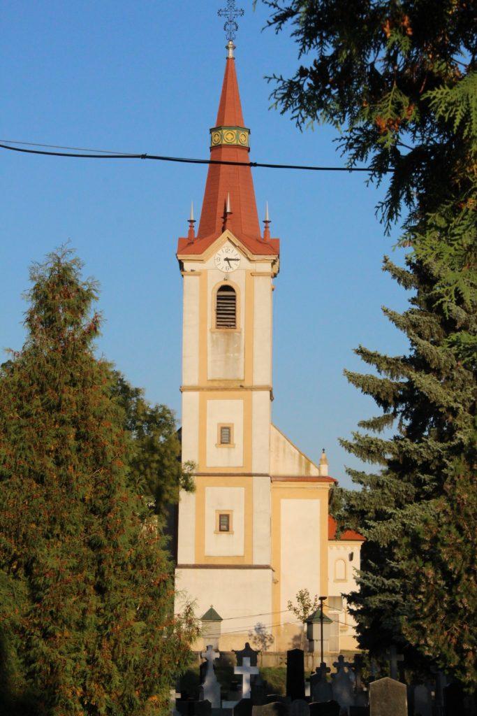 Szent Miklós római katolikus templom