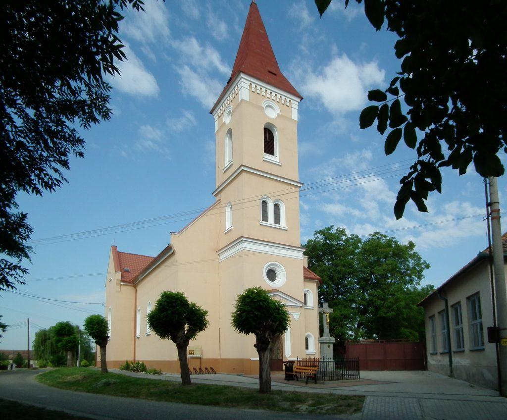 Keresztelő Szent János római katolikus templom