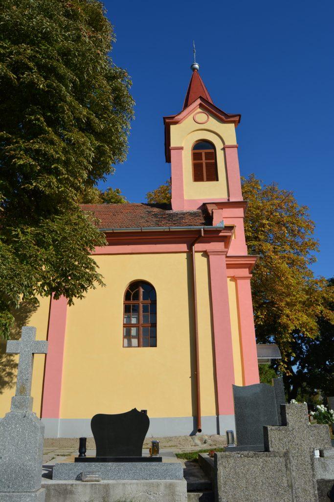Az Őrangyaloknak szentelt római katolikus templom