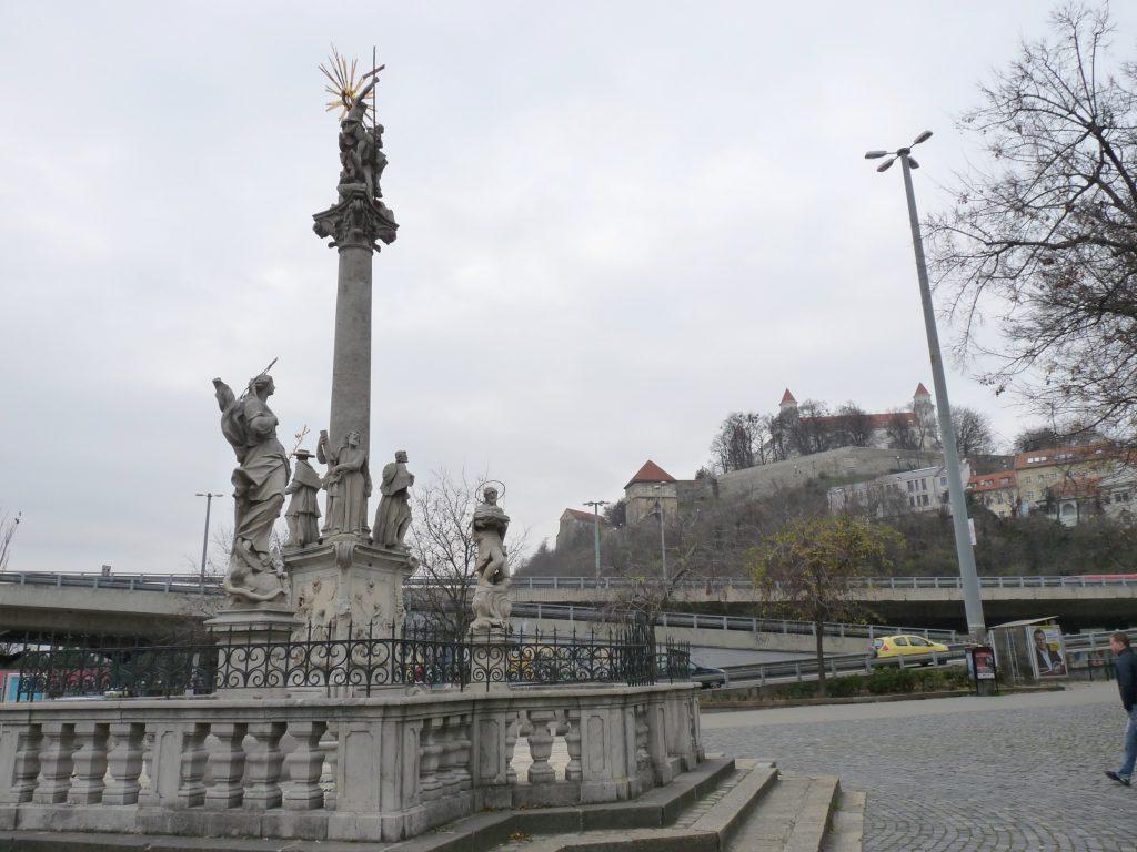 Szentháromság szoborcsoport