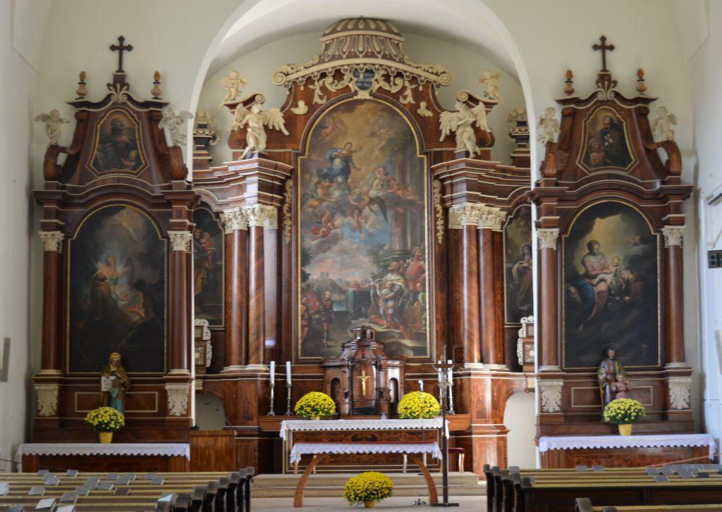 Szent István kapucinus templom és kolostor