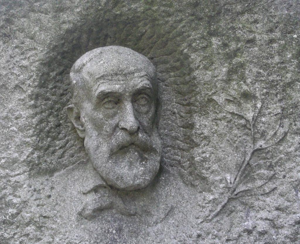 Kanka Károly síremléke
