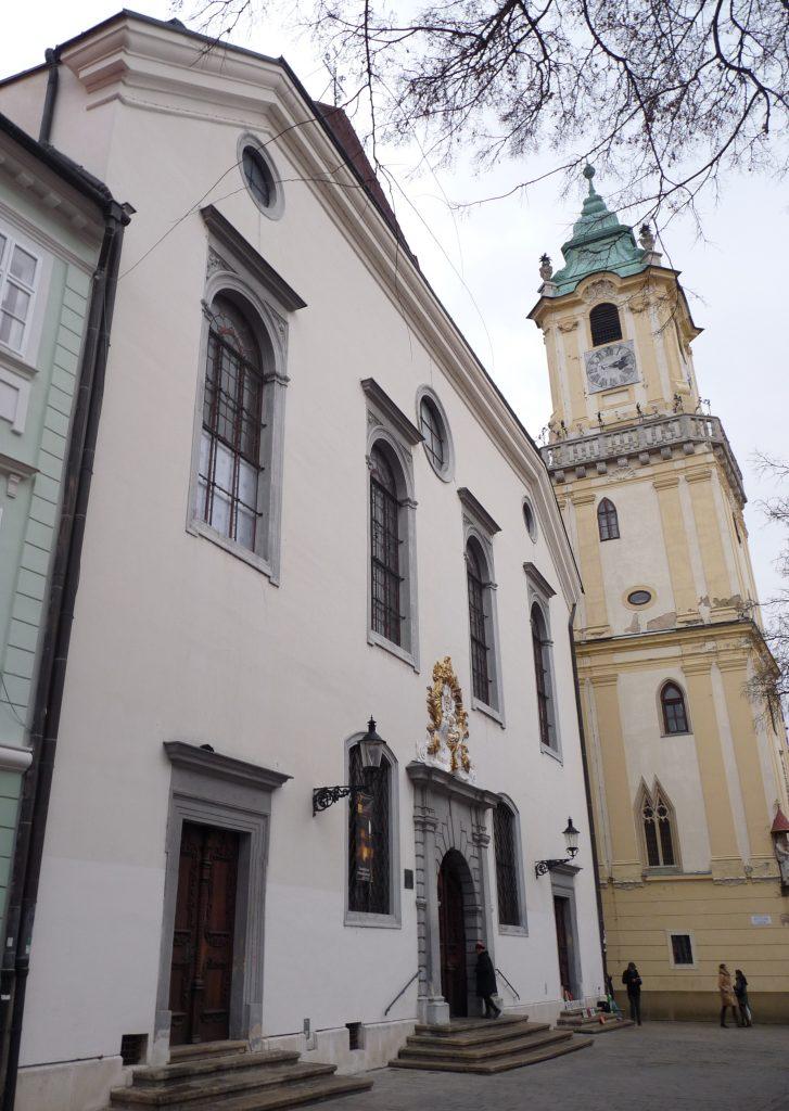 Szent Szalvátor jezsuita templom