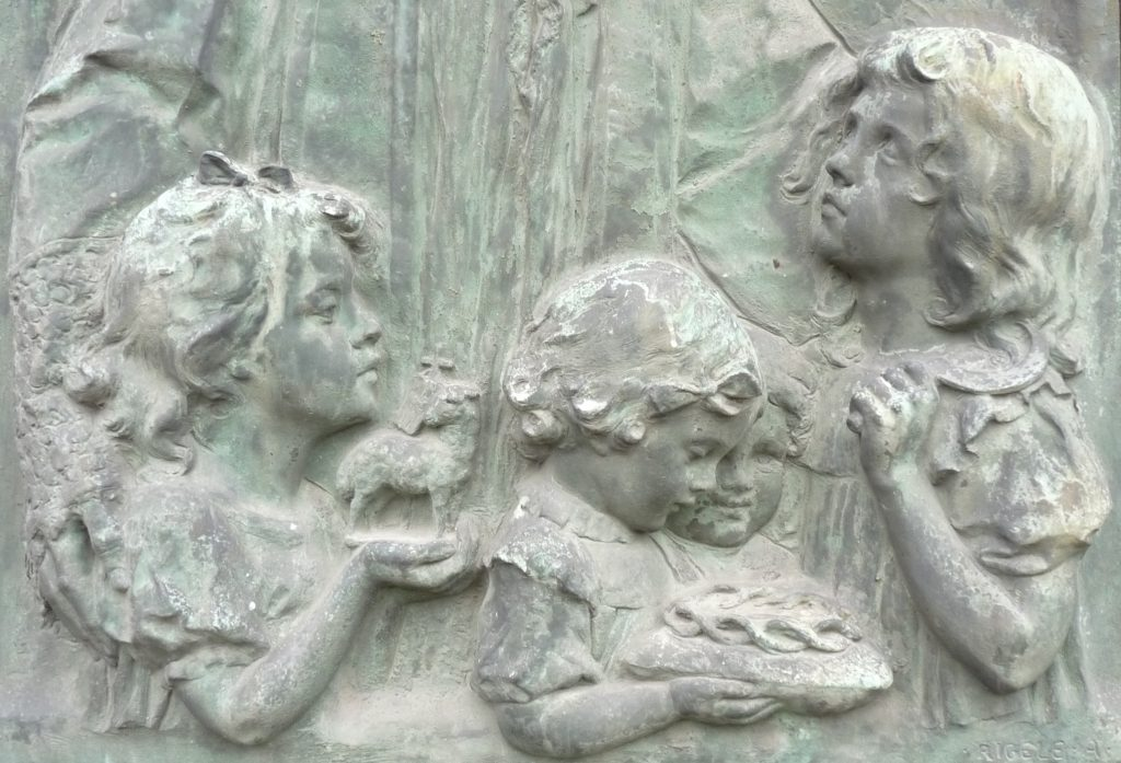 Scherz Károly-emléktábla