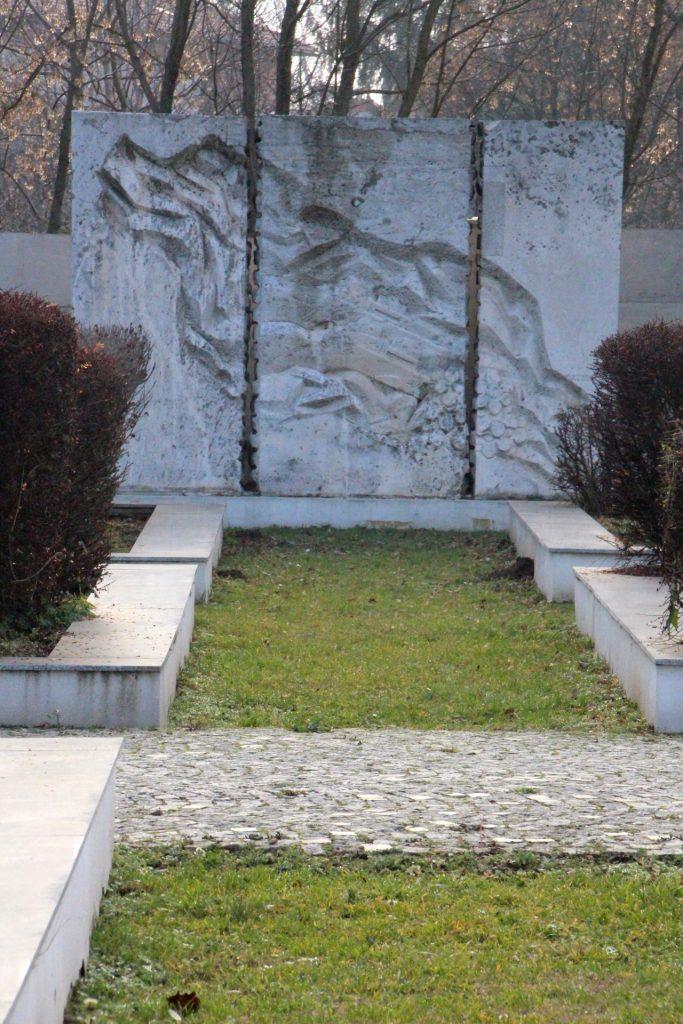 A Vörös Hadsereg katonai temetője