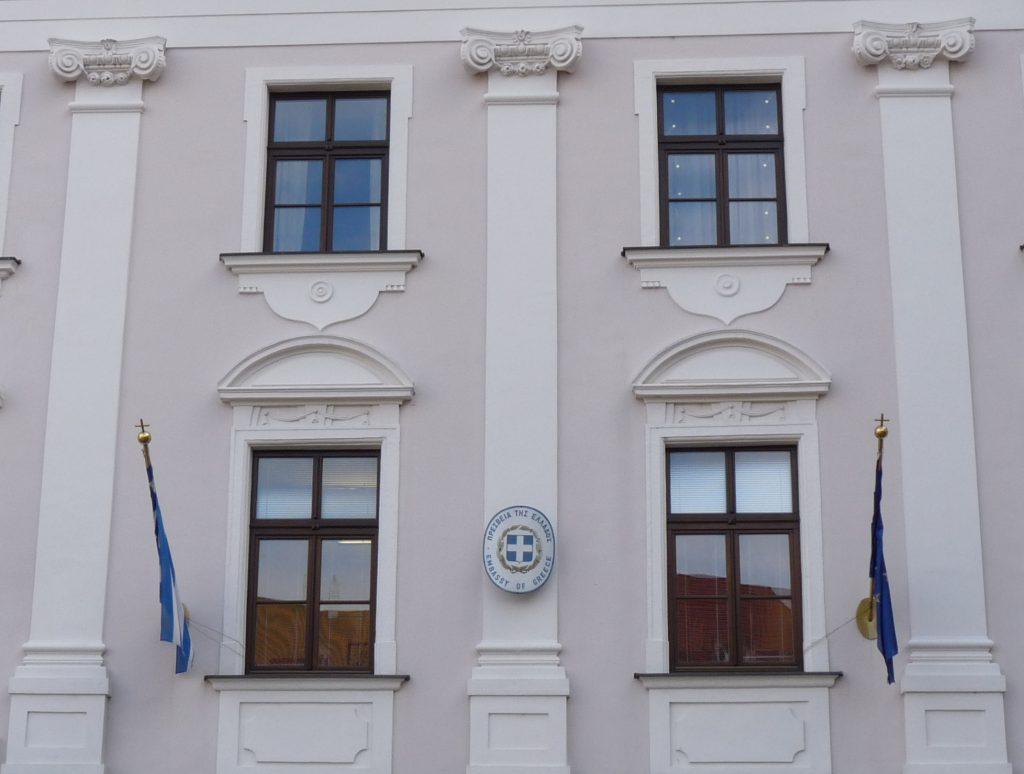 Jeszenák palota